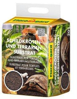 Floragard Schildkröten- und Terrariensubstrat 20 L von Floragard - Du und dein Garten