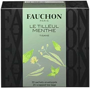 Fauchon - Infusion Tilleul Menthe