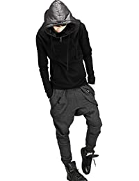 Fashion Herren Harem Pants Boy 's Loose Fit Hose Spring