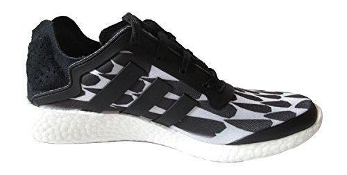 Chaussures De Course À Pied Adidas Pureboost M21342 Blanc / Noir / M21891 Chaussures De Tennis
