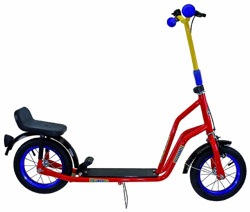 Kids Club Scooter - Multicoloured