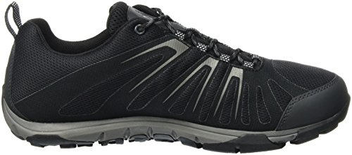 Columbia Conspiracy Razor Ii Outdry, Chaussures Multisport Outdoor Homme Noir (Black/cool Grey 010)