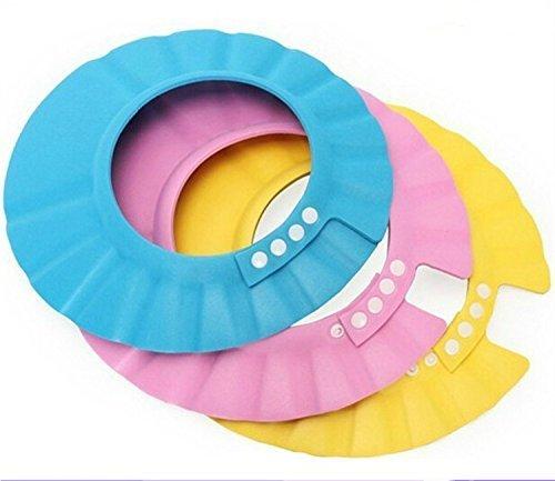 Zollyss Bath Shower Cap For Washing Hair And Ear Shield
