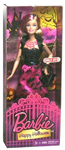 Barbie Halloween (Barbie - Target Exclusive - Halloween Edition -