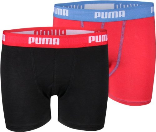 Puma Boys Basic Sports Boxers (Pack of 2)