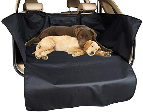 con Trunk Lateral WXMYOZR Car Perros Blanket Impermeable Dog Liner Boot Auto Protective Car Protector Mat Protección Scratch Antideslizante Cubierta trsQdxCh