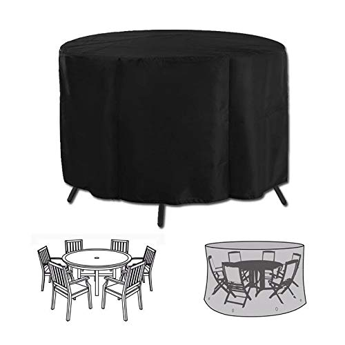Ingenious Outdoor Patio Furniture Set Cover Waterproof Garden Table Protective Cover Dustproof Table Cloth Fabrics Non-Ironing Table & Sofa Linens Home Textile