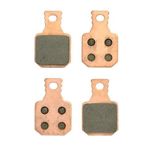BCE EBC Magura Mt5/Mt7 2014 Plaquettes de Frein à Disque, Mixte, CFA660/4HH, doré, Taille Unique