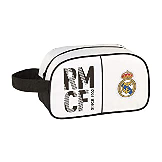 41ha7HWDjYL. SS324  - Real madrid cf Neceser, Bolsa de Aseo Adaptable a Carro.