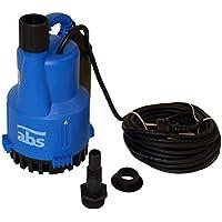 ABS robusta 200WTS Suciedad Bomba de agua
