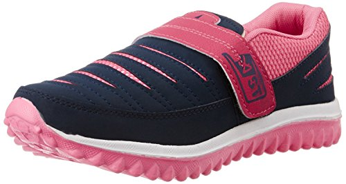 SHOES T20 Women's Blue & Pink Running Shoes
