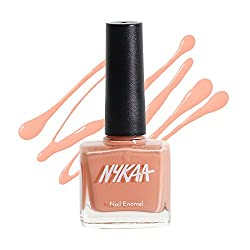 Nykaa Nude Nail Enamel Collection Cinnamon Bun (Shade No. 13)