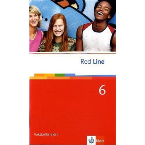 Red Line 6. Vokabellernheft