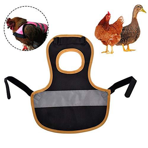 Bestlle Hühner-Sicherheitsweste mit reflektierender Schutzweste, für Hühner und Enten