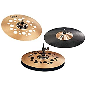 'Paiste Pst X Djs Set 45 – 12″ HH 12″ Crash 12ride
