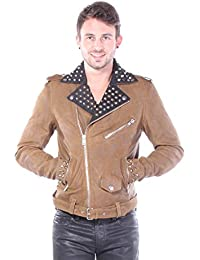 Diesel - L-Ulisses Mens Leather Jackets