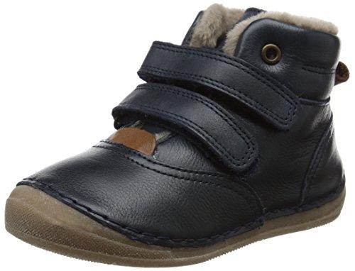 Froddo Jungen Ankle Boot G2110058-8K Schneestiefel, Blau (Dunkelblau), 24 EU