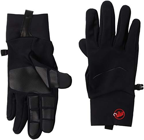 Mammut Astro Handschuhe, Black, 7