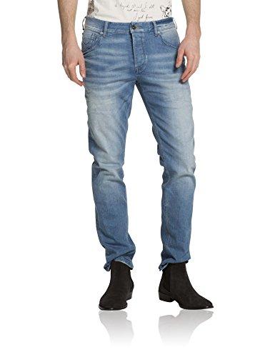 Scotch & Soda - 15060685321 Phaidon - Ultimate Light, Jeans da uomo, blu (denim blue 48), W33/ L32