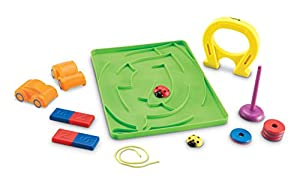 Learning Resources- Set de Actividades de Stem-imanes, Multicolor (LER2833)
