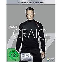 James Bond: Daniel Craig Collection (4 UHD & 4 Blu-ray)
