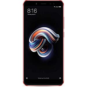 Xiamoi Redmi Note 5 3GB Ram 32GB ROM Rojo (EU Version)
