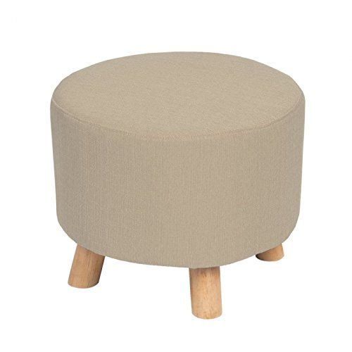 TABLE PASSION - POUF DIAMETRE 40 CM HAUTEUR 33 CM GREGE