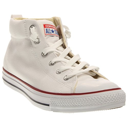 Converse Chuck Taylor All Star Via Sneaker Bianco (bianco)