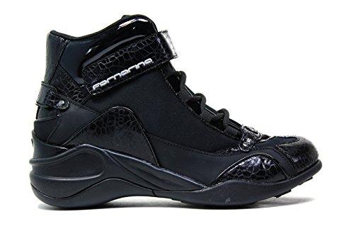Fornarina PIFSEN9552WVA Sneakers Donna Tessuto SPECIAL BLACK SPECIAL BLACK 38