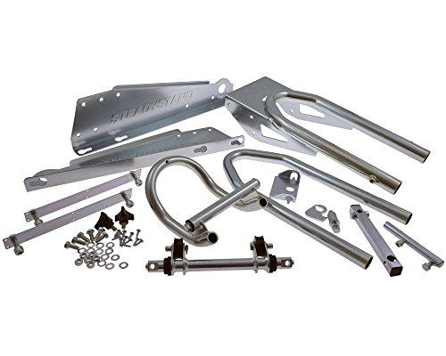Preisvergleich Produktbild Motorradständer STEADYSTAND CROSS Modell 190, verzinkt. Für 18 bis 21 Zoll