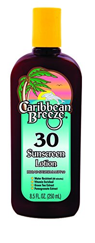 Caribbean Breeze SPF 30 Sunblock Lotion 250ml