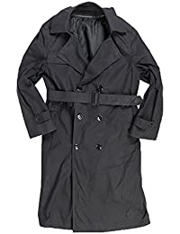 Genuine US Army Issued All Weather Double Breasted Waterproof Lined Trench Coat