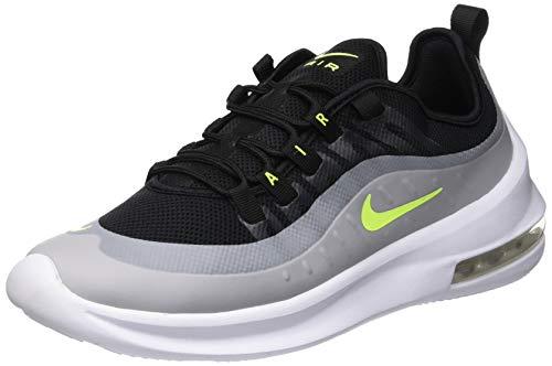 Nike Air Max Axis, Scarpe Uomo, Nero (Black/Volt-Wolf Grey-Anthracit 004), 43 EU