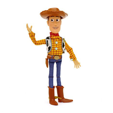 Woody Disney Toy (Offizielle Disney Toy Story 16 Inch Pull String sprechen Woody Figur mit 19 Sätze (English)