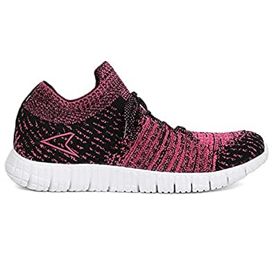 Power Women's Engage Zero Ii Pink Training Shoes-4 UK (37 EU) (5085201)