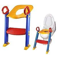 V-VAPE Baby Child Toddler Potty Training Toilet Seat Step