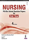 #3: Nursing PB BSc Solved Question Papers for 2nd Year 4th edition