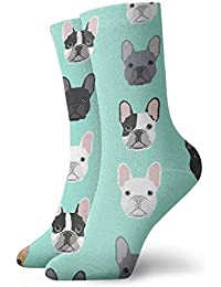 44c5e85bc1f French Bulldog Sweet Dog Puppy Puppies Dog Men Women Novelty Funny Crazy  Crew Sock Printed Sport