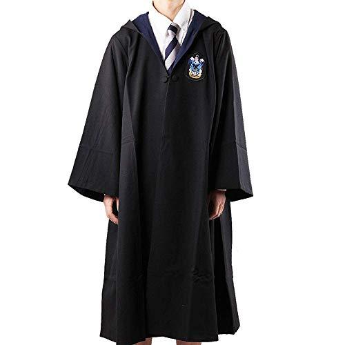 MU Disfraces Unisex Adulto Niño Cosplay Disfraz Ravenclaw