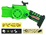 Beyblade - 31384 - Figurine - Metal Masters Accessoires - Saison 2 - Wind Up Launcher