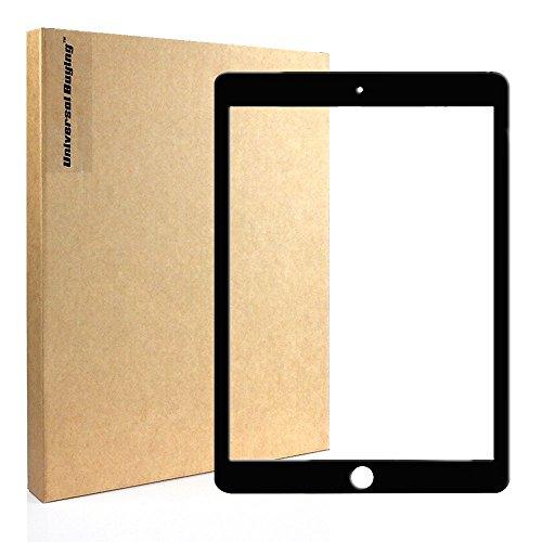 Grado A + iPad 234pannello in vetro da esterno riparazione schermo LCD frontale obiettivo di ricambio Black