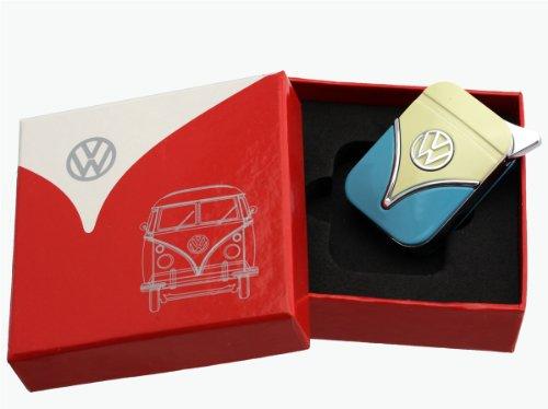 Volkswagen Original Mechero en diseño Placa Frontal Set de Regalo