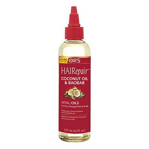 Organic Root Stimulator, huiles essentielles pour cheveux et cuir chevelu, 121,9 gram