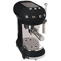 Smeg ECF01BLEU Kahve Makinesi Siyah