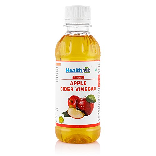 HealthVit Apple Cider Vinegar - 250 ml (Filtered)  available at amazon for Rs.179