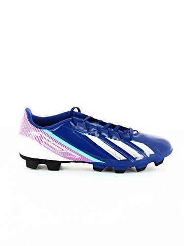 adidas F5 TRX Fg, Herren Fußballschuhe, blau/weiß/lila, 7.0 UK - 40 2/3 EU (Adidas-f5)