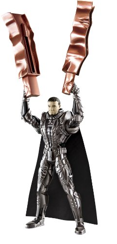 (Man Of Steel Movie: Deluxe Action Figure General Zod)