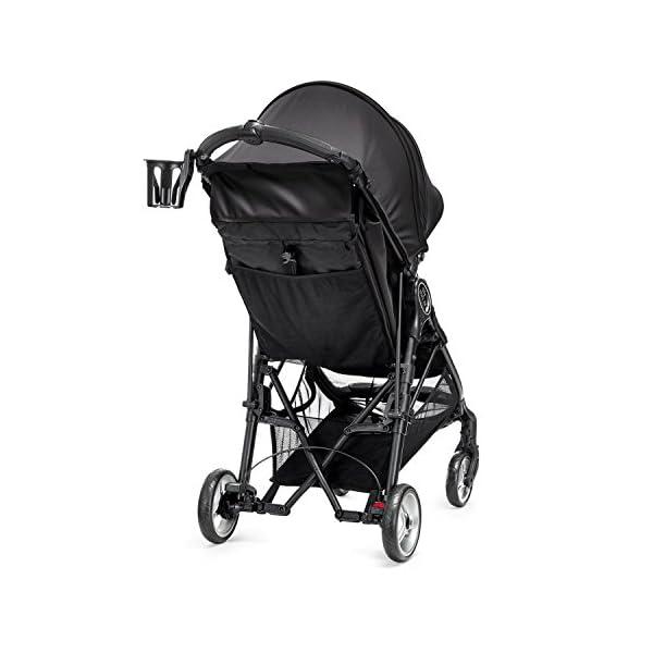 Baby Jogger City Mini Zip Single Stroller Black Baby Jogger  5