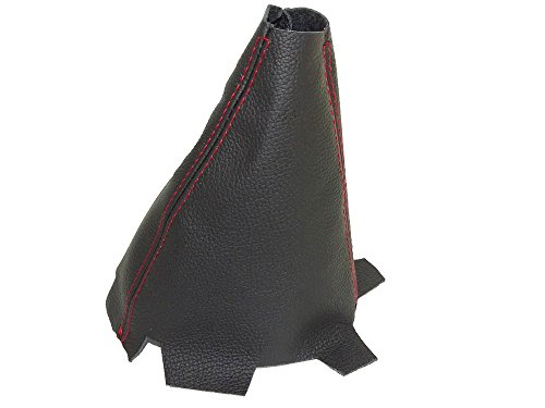 for-honda-accord-2008-15-gear-gaiter-black-leather-red-stitching