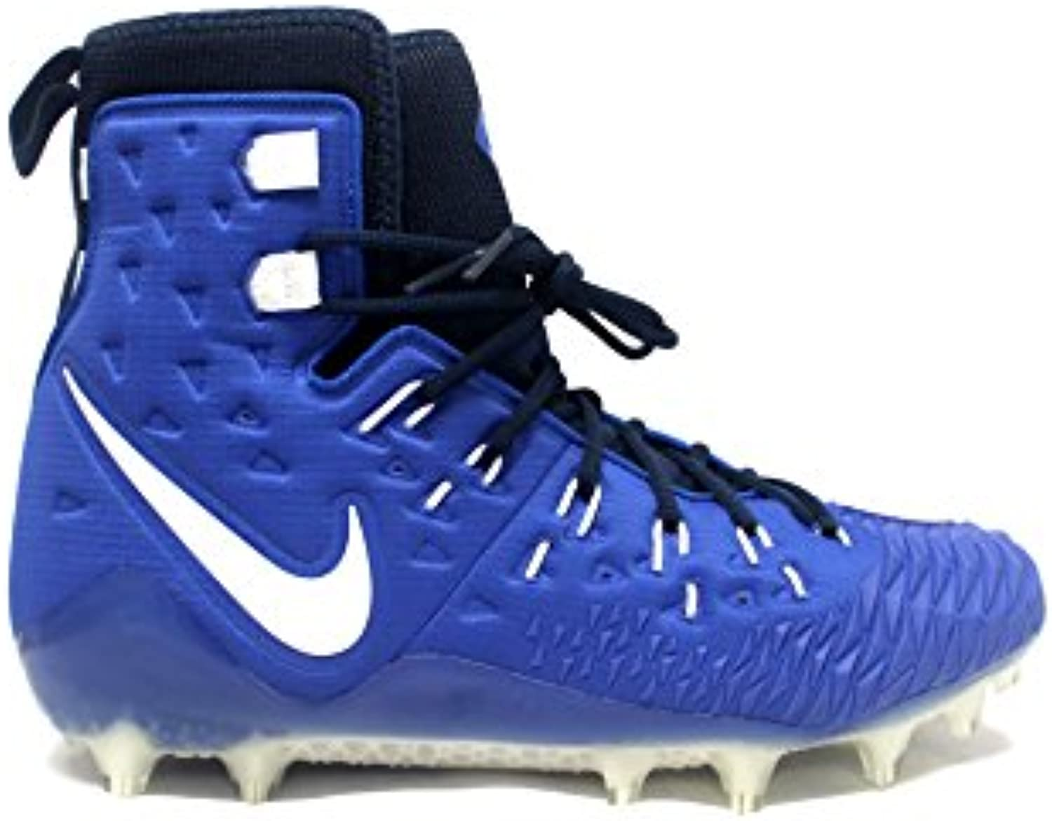 nike football élite hommes de de de td force sauvage taquet (13, match royal / Blanc  college marine) b07f2l1fw6 parent 6a8707